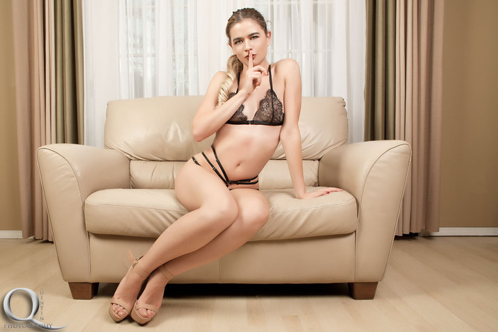 The beautiful Sasha Mikelston!