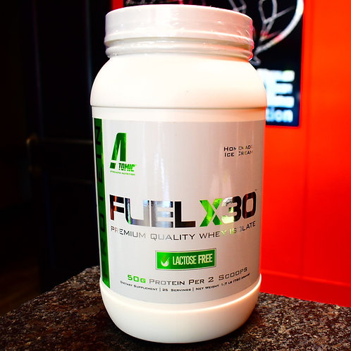 FUEL X30 Whey Protein Isolate