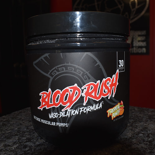 Blood Rush Preworkout