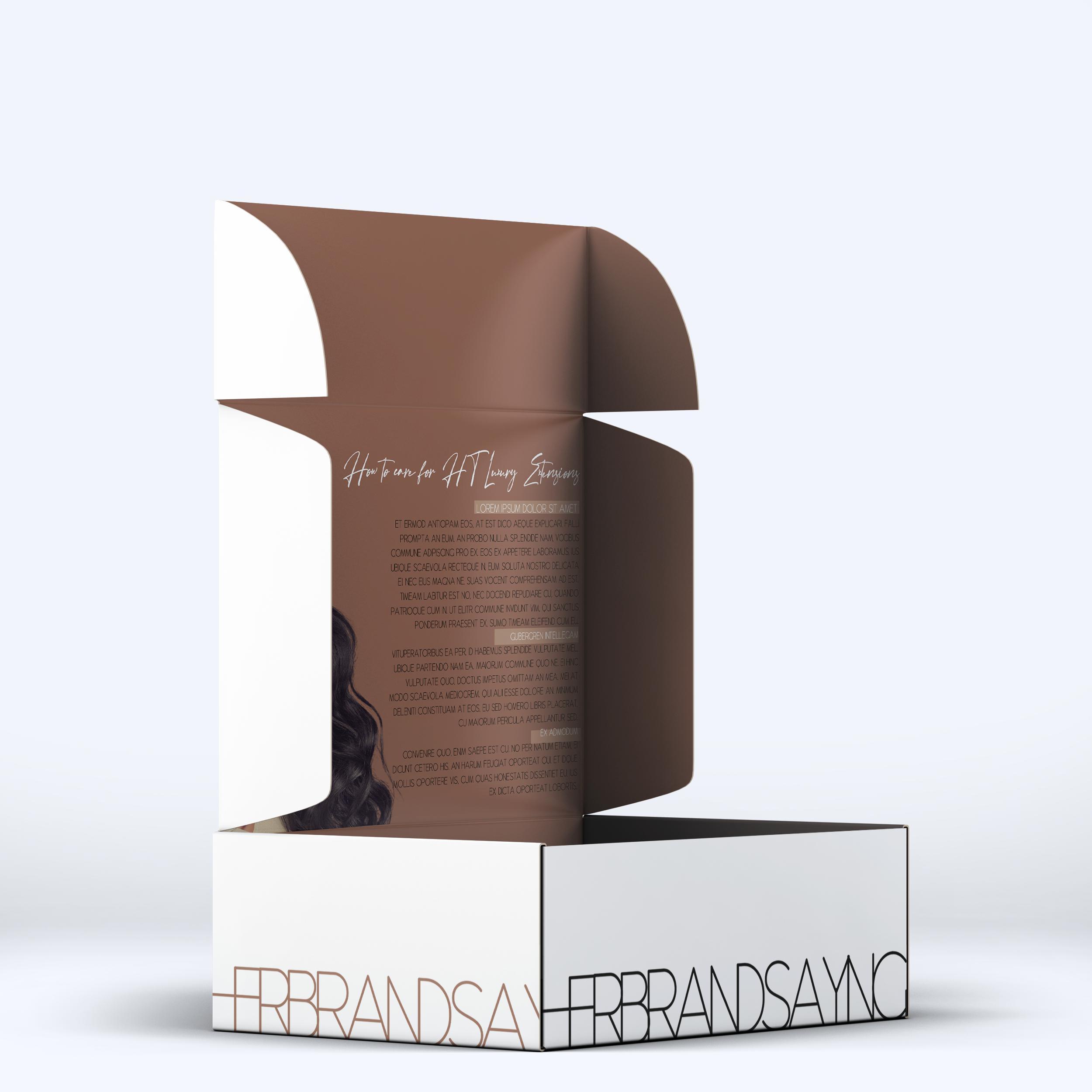 Digital Packaging Box