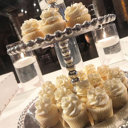 Vanilla Martini Cupcakes made with _kete