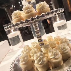 Vanilla Martini Cupcakes made with _kete