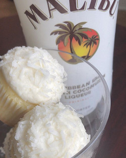 Summer vibes include #coconut