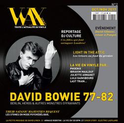 MUSIC MAGAZINE WAX MAG #2