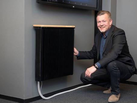Tampereen Liikeacryl lämmittää kiinteistöänsä Kuulean palvelulla