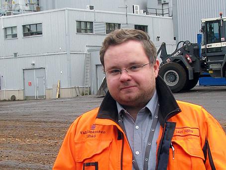 Täysin uudenlainen kaukolämpövoimala käynnistetty Vatajankosken Sähköllä
