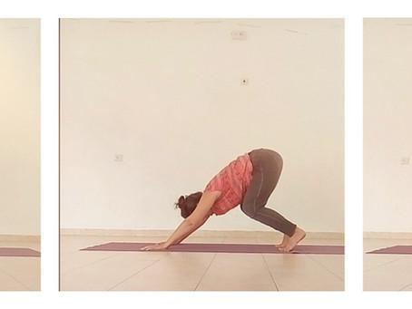 שיעורי יוגה פרטיים