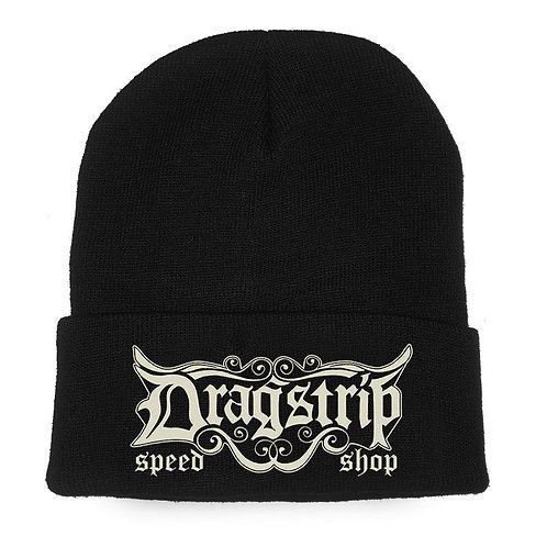 Speed Shop Beanie Hat