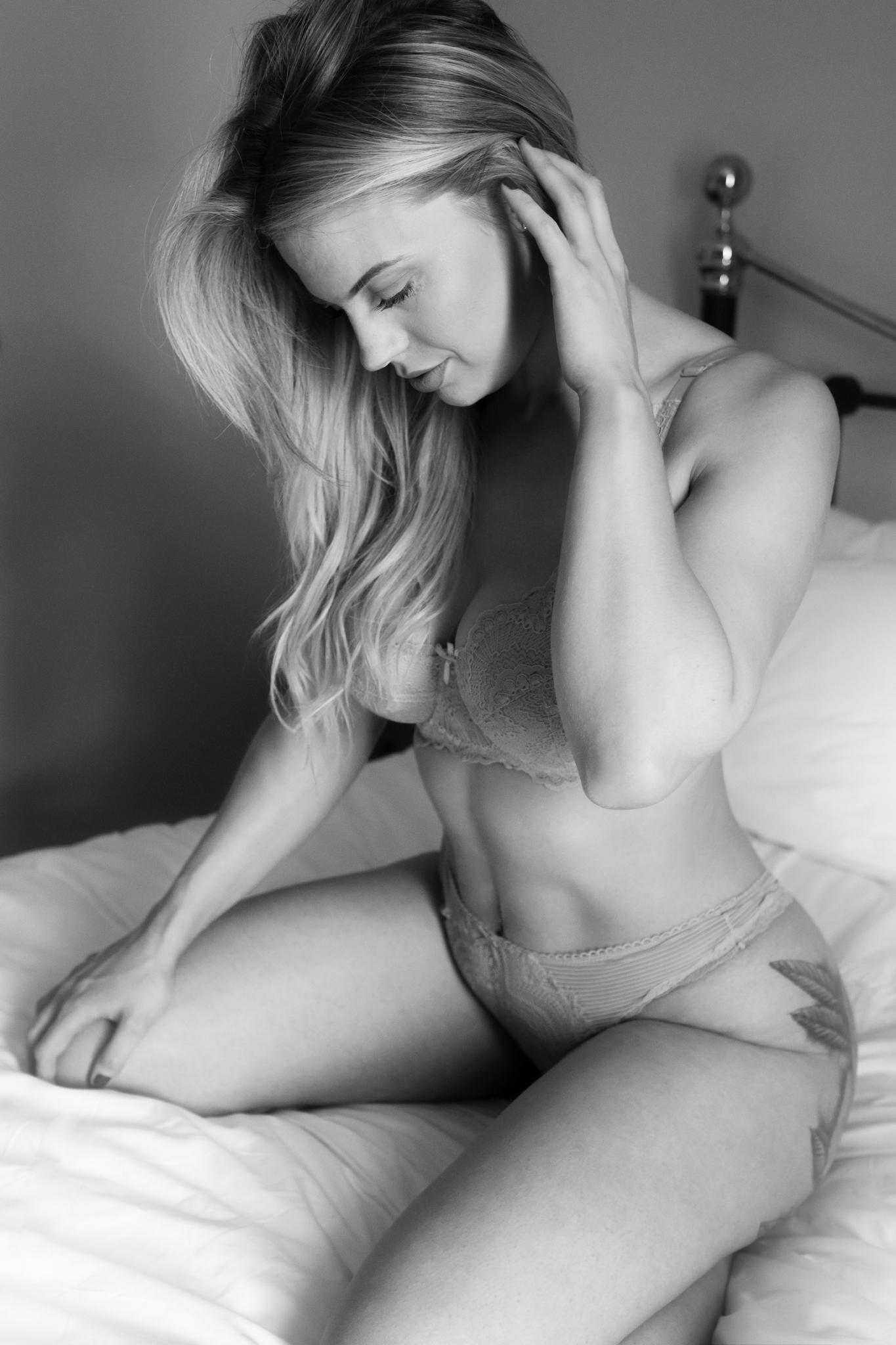 Liberty & Lace boudoir photography
