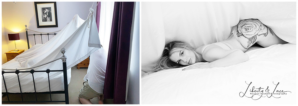 Boudoir Photography from Liberty & Lace
