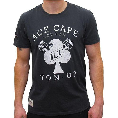 Ace Café Rockers Ton Up Black