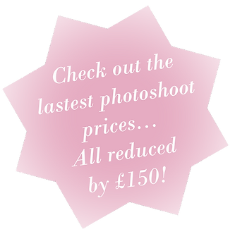 Special offer photoshoots