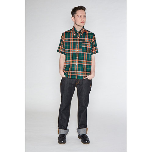 Harry Baris Green Shirt
