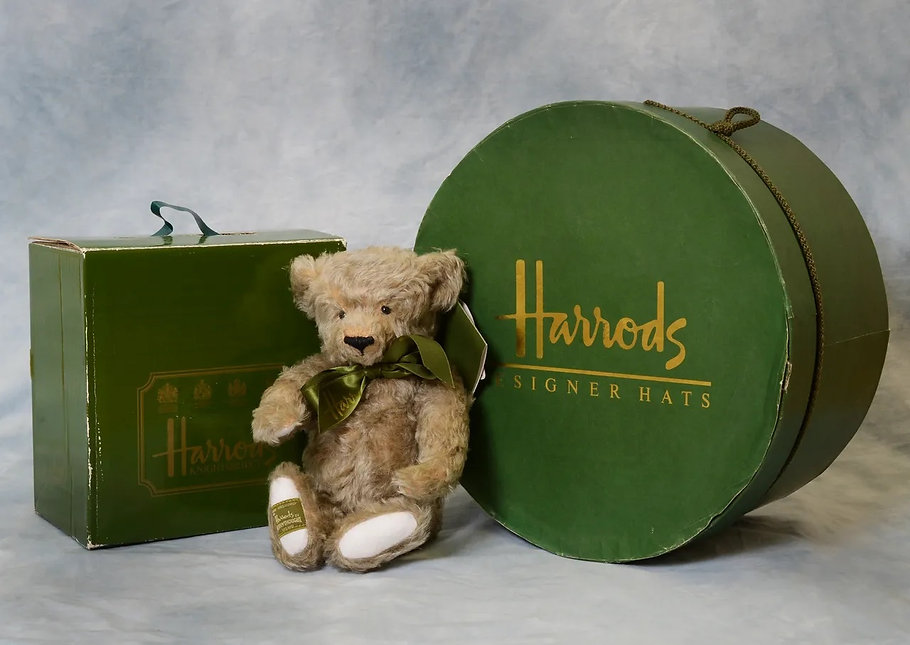 harrods-vintage-teddy-bear-with-original