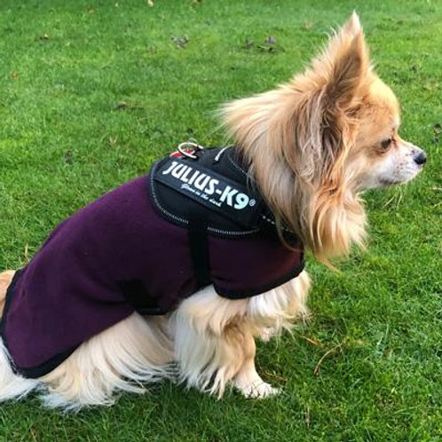 Hotterdog Fleece Dog Coat (XS)
