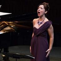 Alexandra Chernyshova Soprano, Professional Opera Singer in Iceland