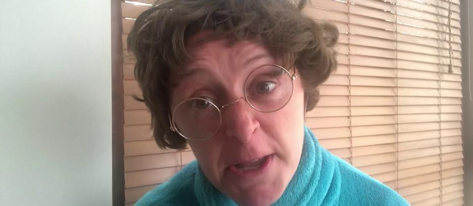 Mrs Gibney vs Snowflakes