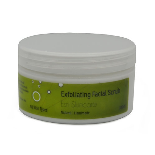 Exfoliating Facial Scrub