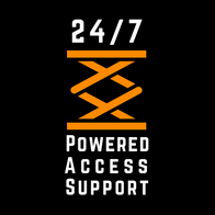 24/7 Powered Access Support