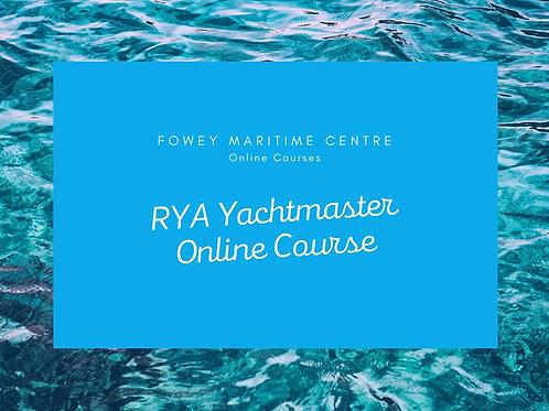 RYA Yachtmaster Online Course