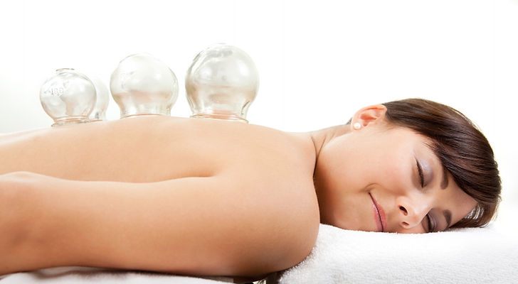 Cupping therapy in Glasgow