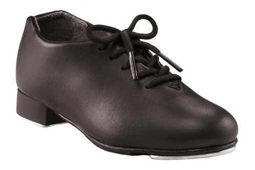 Capezio Junior Tapster Tap Shoes - Black