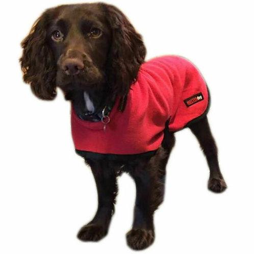 Hotterdog Fleece Dog Coat (M)