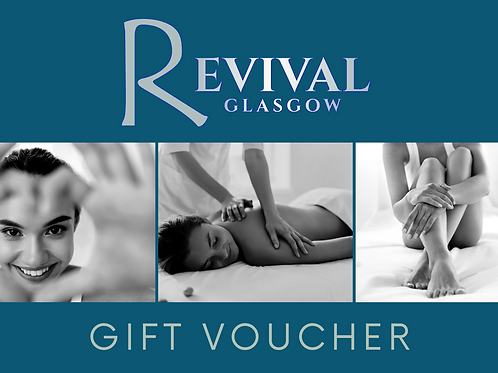 Revival Gift Voucher £25