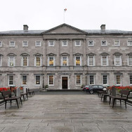 Invited guests of Dail Eireann