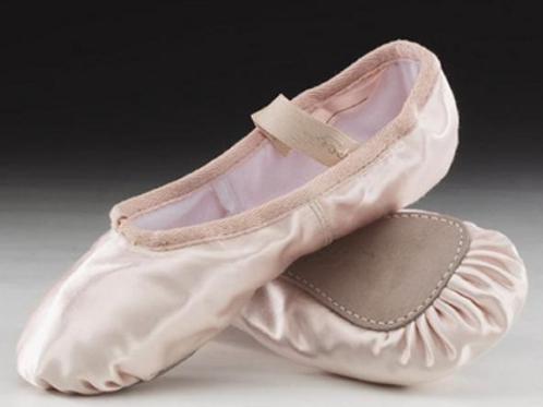 Capezio Daisy Satin Ballet Shoes