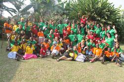 Kyaninga Child Development Centre camp photo
