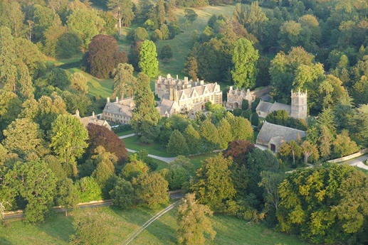 Bed and Breakfast near Stanway House, Gloucestershire