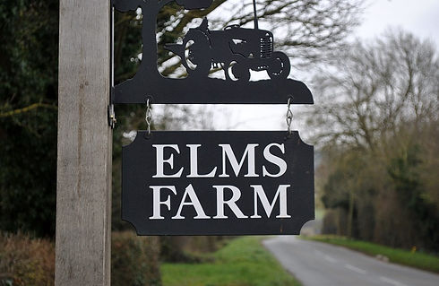 elms-farm-bed-and-breakfast-gretton-sign