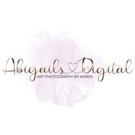 Abigails Digital Art Photography by Karen
