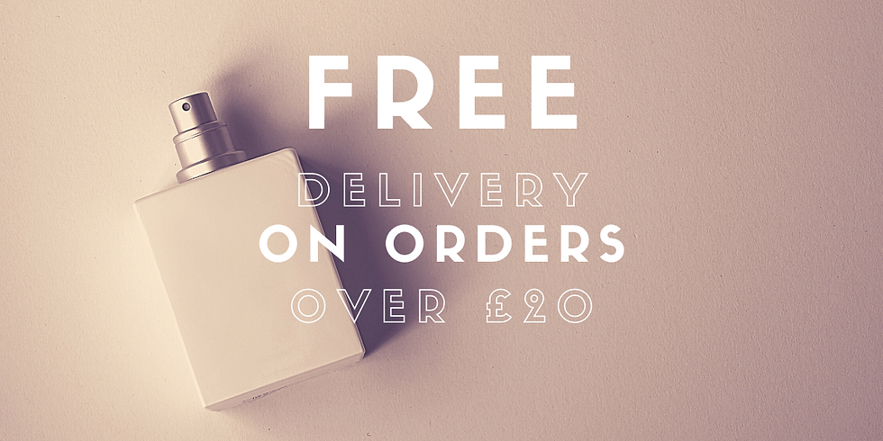 FREE delivery on orders over 20 pounds.p