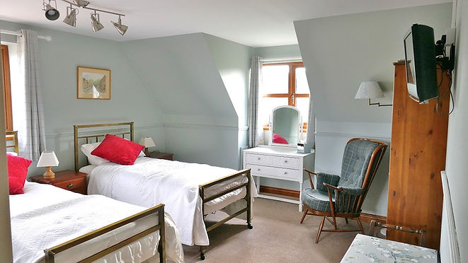 Bed and Breakfast Twin Room Gretton