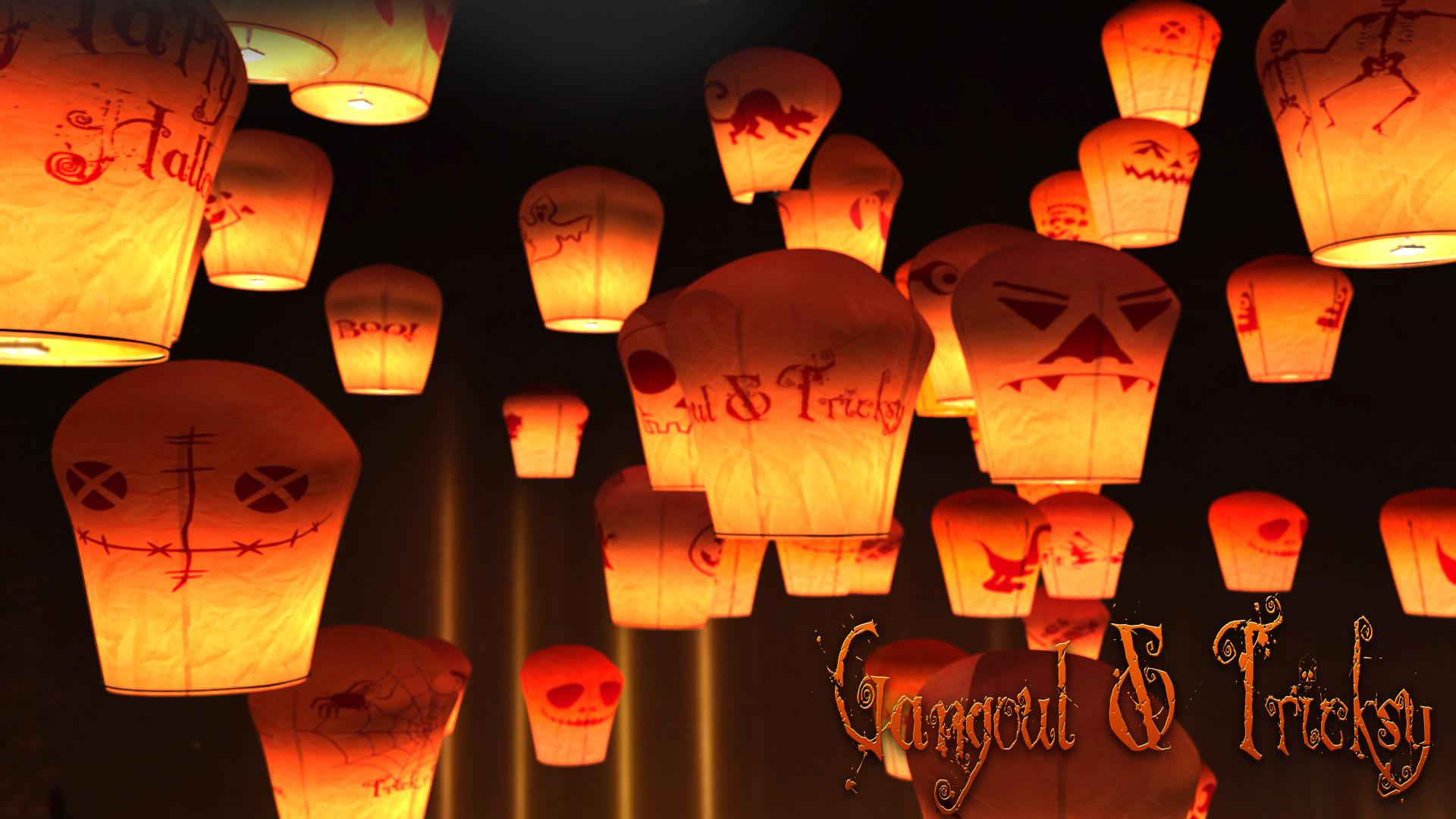 Gangoul & Tricksy: Pumpkins
