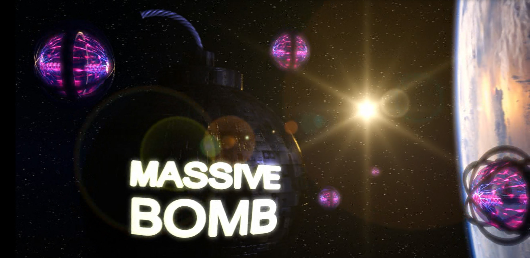 Dalek bomb