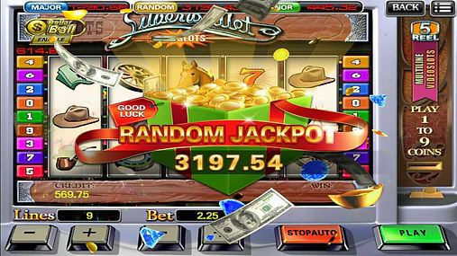 online-casino-slots-random-jackpot-free-bonus-Agent Malaysia