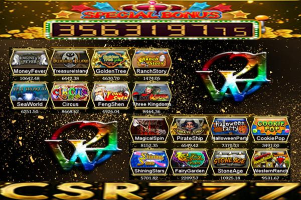 winning21 Csr777 Slot Games