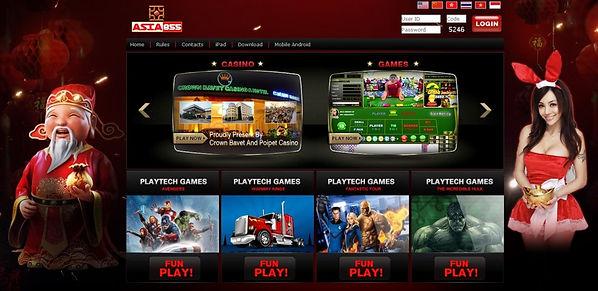 asia855 online casino live
