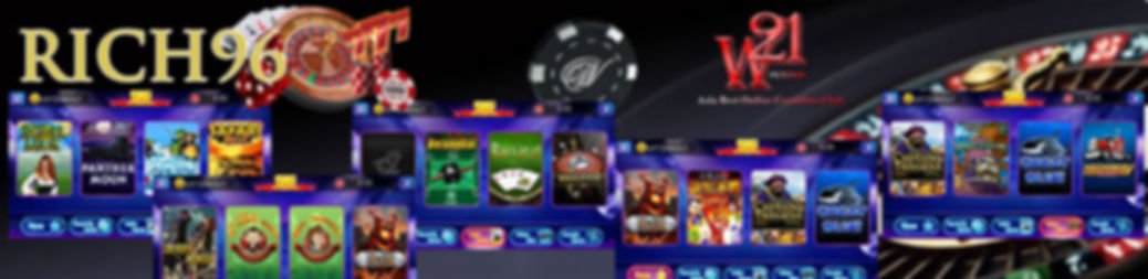 Richgames96 / Rich96 Online casino and slot games