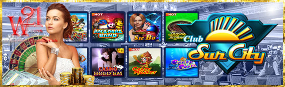 Clubsuncity mobile casino and slot games