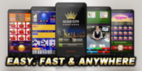 Gold City Mobile Online Casino