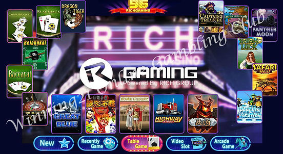 Richgames96 / Rich96 Mobile Slot Games