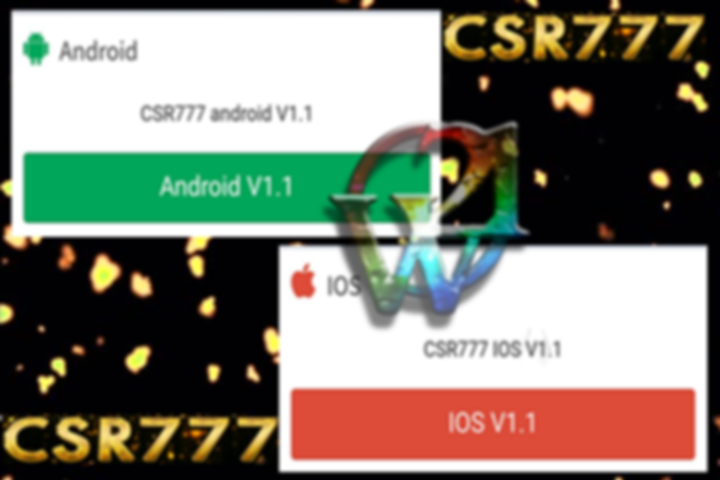 Csr777 Android & Ios Download