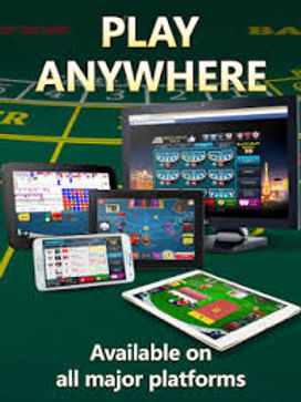 all casino and slot games play anywhere bonus