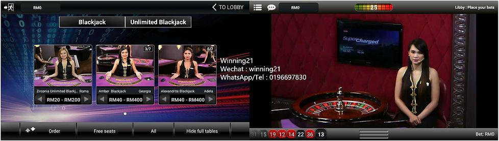 Online Casino Live Agent Malaysia