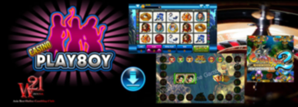 winning21 play8oy casino slot