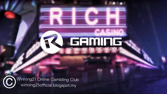 Richgames96 /Rich96 Mobile Casino
